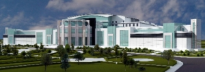 Schematic - Nazarbayev University, Astana, Kazakhstan