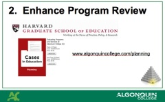 Enhance Program Review - Harvard Case Study Kent MacDonald - 2013