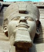 Ramesses II - The third Egyptian Pharaoh
