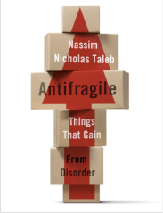 Nassim Nicholas Taleb: Antifragile - Things That Gain From Disorder