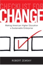 Robert Zemsky - Checklist for Change