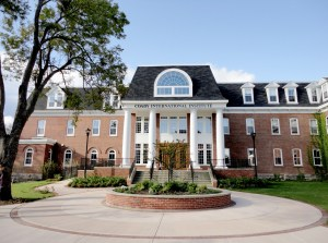StFX - Home to Coady International Institute